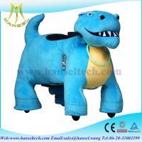 China Hansel Electronics Walking Animal Ride On Toy Mechanical Ride On Animals on sale