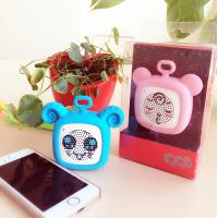 With CE/ROHS speakers for kids fun speakers cute bluetooth speaker for PC and Mobile phone