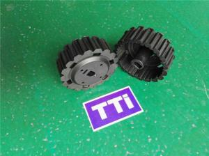 China PA66 custom plastic injection molding industrial parts production 100*200*200 size on sale