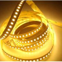 China Single Color Decorative LED Lights Miracle Bean White SMD 60 Led / M DC 12V 5730 on sale