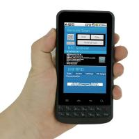 IP65 data capture UHF HF RFID reader with wifi camera