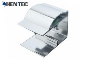 China Anodized / Powder Painting Aluminum Extrusin Profile / Square Shape / CNC Deep Processing on sale