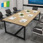Modern Design Set Office Furniture MFC Board Meeting Room Conference Tables
