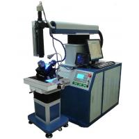 Automatic Robots 4 Axis Laser Welding Machine / Laser Welder Supernova