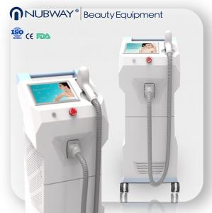 China Beijing nubway newest hair remover 808 diode laser machine on sale
