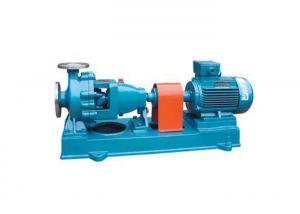 China -50 - 300 Deg High Temp Acid Transfer Pump , Hydraulic Sulfuric Acid Pump on sale