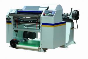 China Small Thermal Roll Slitting Rewinding Machine on sale