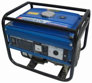 Quality 110V 220V 50HZ 60H Gasoline Generator 5.5 HP 1800 Watt With 100% Copper for sale