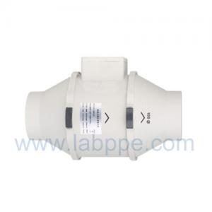 Quality FF100-Lab Plastic pipeline blower,INLINE fan,2 Speed Control Mixed Flow In line for sale
