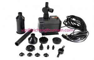 China Small Size High Spray Head Garden Pond Water Pumps For Aquariums For Making Oxygenation And Wave on sale
