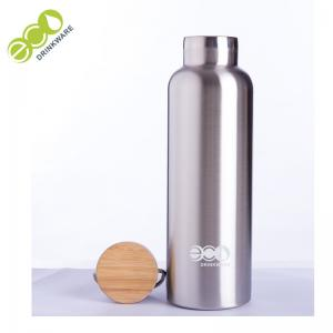 China 600ML / 13OZ Double Wall Vacuum Insulated Stainless Steel Water Bottles on sale