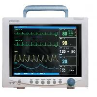 Touch Screen 12.1 inches TFT LCD Cardiac Monitor CMS7000 Plus with 6 parameters for ICU