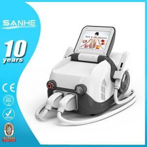 China New portable IPL SHR hair removal machine/ ipl laser/ ipl laser beauty on sale