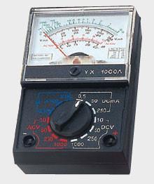 China DC / AC multi-function Electronic Watt-hour Meter , handheld ohms / volt Multi-Meter on sale
