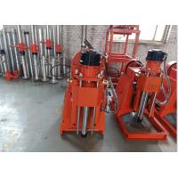 China Easy Move Engineering Drilling Rig ZDY Series Full Hydraulic Tunnel Drilling Rig on sale