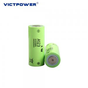 Quality 26650 rechargeable llifepo4 battery cell ANR26650 M1-B 3.3V for A123 system for sale