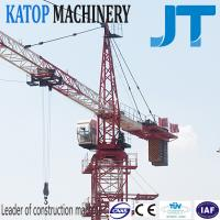 China 5t load QTZ63-TC5010 tower crane with factory price on sale