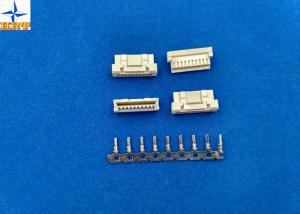 China 1.25mm pitch housing single row wire to board connector molex 104092 type crimp connector on sale