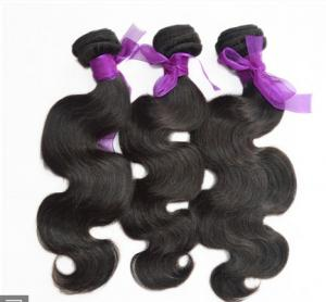 China Sensationnel Cambodian Curly Hair Weave / Cambodian Body Wave Hair on sale