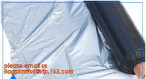 China Transparent / Black / Silver / White color Plastic PE LDPE Agriculture Mulching Film,panda strawberry mulch film/black w on sale