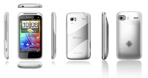 China A3 MT6573 3G Android 2.3 Wifi Enabled Super Slim Cell Phone on sale
