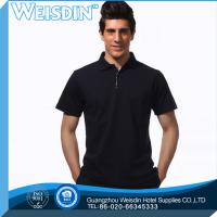 China Garment dyed fashion design oem supply 100% cotton fashion style man polo T shirt on sale