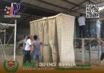 2.74m high HESLY Military Defensive Barriers | Military Security Gabion Barrier China Supplier