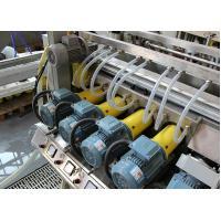 China PLC のフロート ガラスの粉砕機/倍のガラス Edger の機械およびポーランド語 on sale