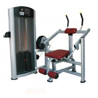 China Professional Physcial Home Fitness Equipment , Back Extension Body Exercise Machine on sale