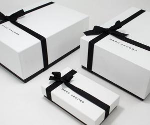 China China Square Rigid Box Custom on sale