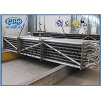 Stainless Economizer In Boiler Waste Incineration Plant High Temperature And Pressure Resitance