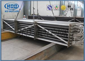China Stainless Economizer In Boiler Waste Incineration Plant High Temperature And Pressure Resitance on sale