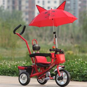 China Three wheels baby tricycle bike / kid trike for children / baby twins tricycle on sale