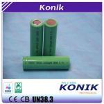 Konik 18650 Li-ion Battery 3.7V 2200mah Safety Guarantee