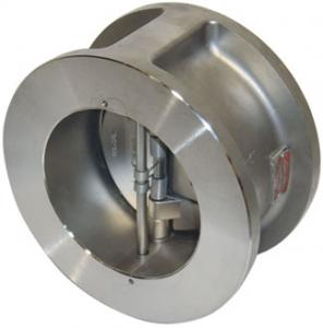 China Carbon steel swing check valve on sale