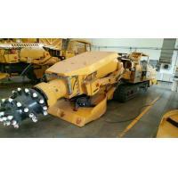 Rd - 180 Underground Mining Equipment  47000 Kg Hydraulic Tunnel Road Header