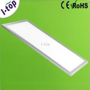 China RGB Plastic Indoor Ceiling Suspended SMD Flat Panel LED Lights with Dimmer Controller 40W on sale