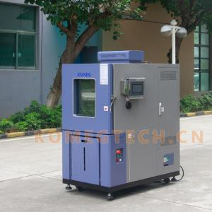 China Programmable High And Low Temperature Test Chamber SUS304 Stainless Steel Material on sale