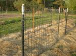 Painted Farm 0.95lb/Ft 800mm Height Steel Fence T Post