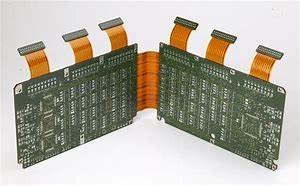 Antenna PCB,Flex-rigid PCB 4layer and Rigid and Flex PCB printed