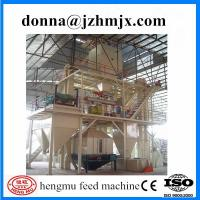 2014 ISO approved poultry feed production line/animal feed production line