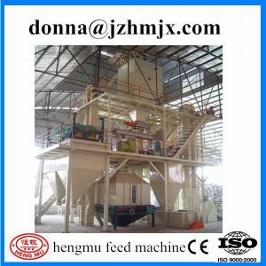 China 2014 ISO approved poultry feed production line/animal feed production line on sale