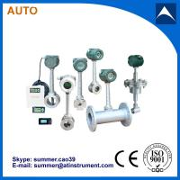 China steam gas flow meter with reasonable price on sale