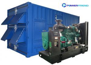 China 1000kva Cummins Generator Set Low Noise 800kw Generators Genset on sale