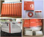 Full Package Microsoft Office Retail Box Office 2016 Professional Plus