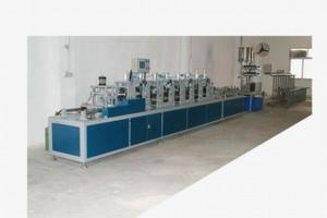 China paper angle protector machine on sale