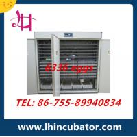 6336 eggs incubator automatic incubator CE marked  LH-18