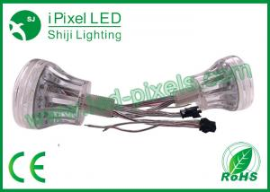 China Cabochone Amusement RGB LED Pixel Light , 360 degree smd LED module full color on sale