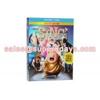 Sing Movies Cartoon Blu-Ray DVD US UK Version DVD Wholesale Supplier Cheap Movie DVD Hot Sale DVD Movie Best Quality