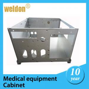 China Stainless steel Hospital Medical Equipment Parts on sale